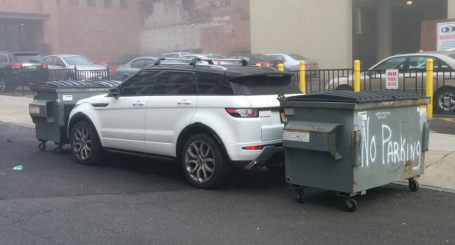 36 JERKHOLES WHO WON'T PARK LIKE THAT EVER AGAIN