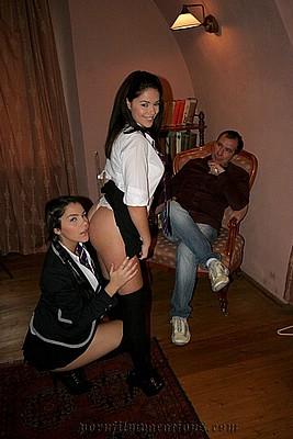 Hardcore trojice sex obrázky