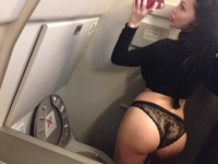 Airplane Bathroom 18