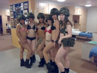 Army Girls 17