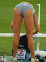 Athlete Camel Toe 10