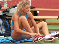 Athlete Camel Toe 25