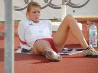 Athlete Camel Toe 14