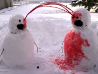 Awesome Snowmen 11