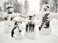 Awesome Snowmen 13