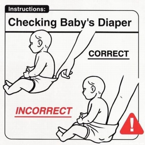 Baby Instructions 01