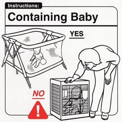 Baby Instructions 09