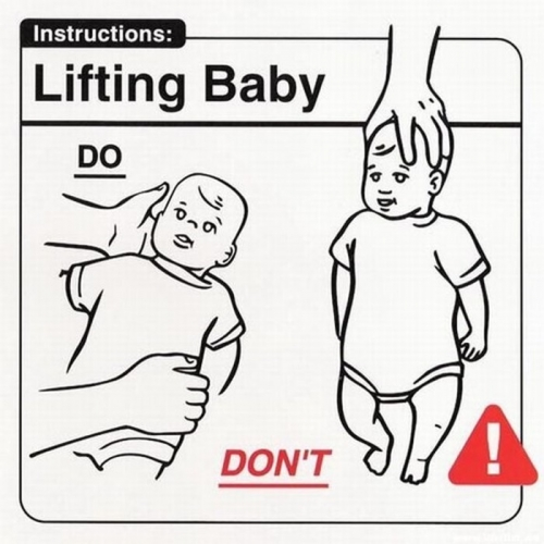 Baby Instructions 11