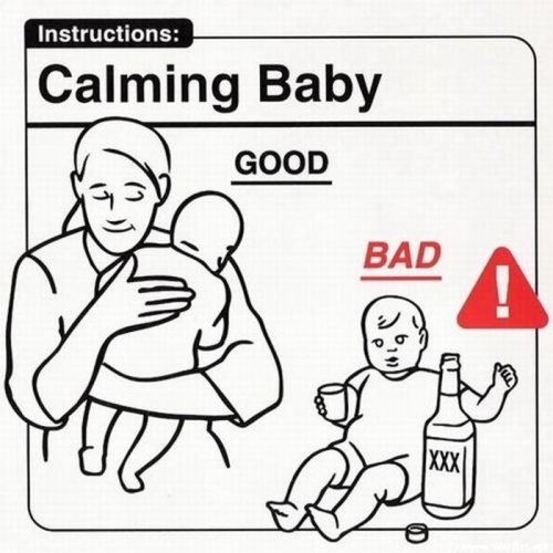 Baby Instructions 12