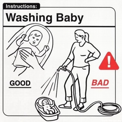 Baby Instructions 14