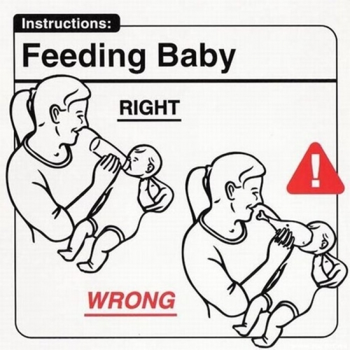 Baby Instructions 20