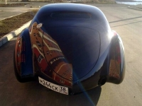 Badass Custom Ride 23