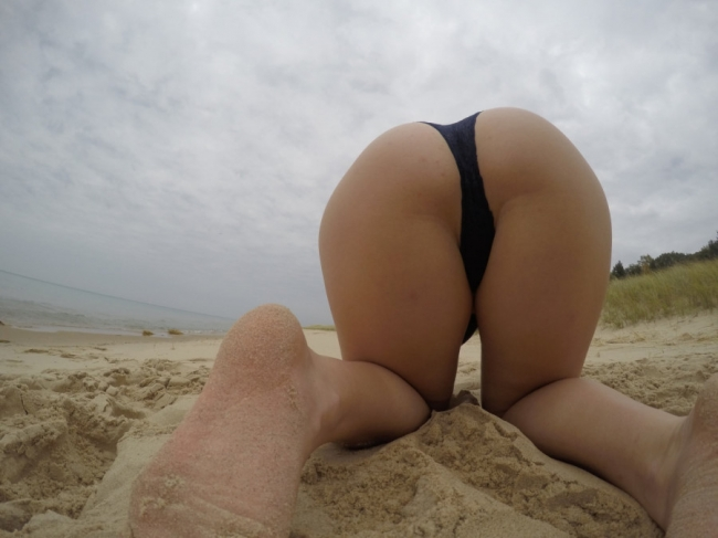 Beach Butts 19