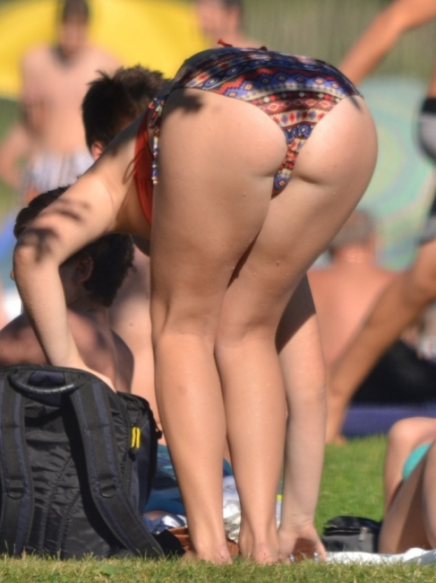 Beach Butts 23