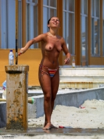 Beach Shower 17