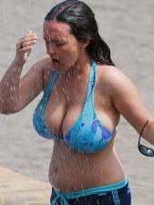 Beach Shower 07