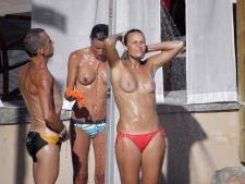 Beach Shower 20