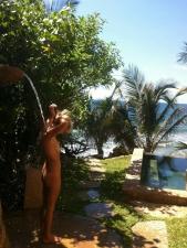 Beach Shower 23