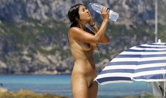 Beach Shower 05