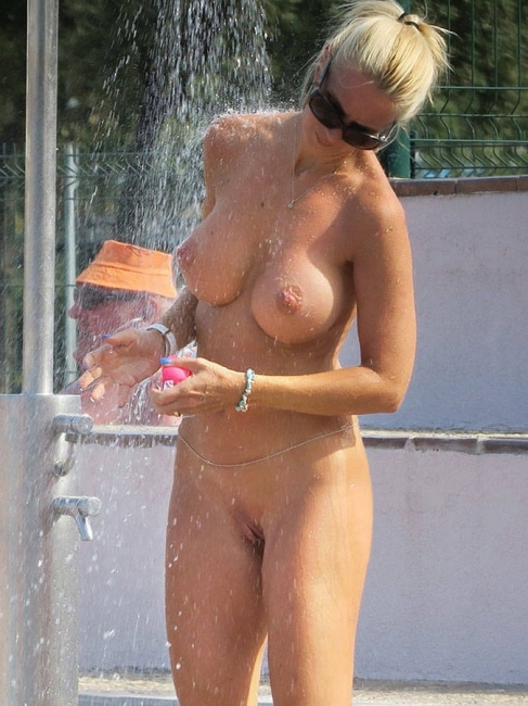 Beach Shower 11