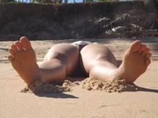 Beach Vagina 15