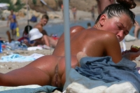 Beach Vagina 08