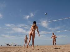Beach Volleyball 02 25