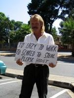 Beggar Signs 05