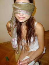 Blindfolded 19