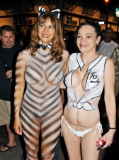 Body Painted 05