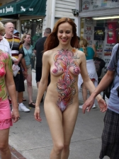 Body Painted 11