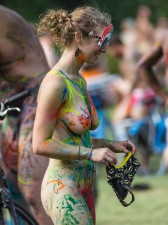 Body Painted 19