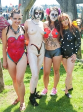 Body Painted 26