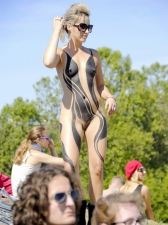 Body Painted 32