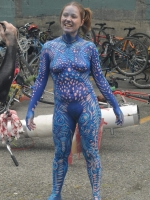 Body Painted 01