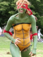 Body Painted 12