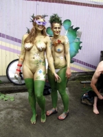 Body Painted 24