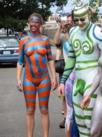 Body Painted 25