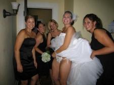 Bride Upskirts 01