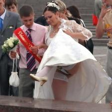Bride Upskirts 06