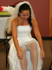 Bride Upskirts 14