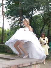Bride Upskirts 19