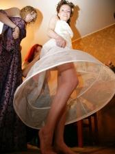 Bride Upskirts 20