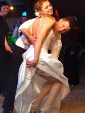 Bride Upskirts 21