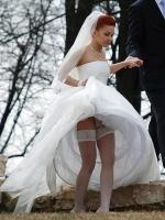 Bride Upskirts 04