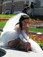 Bride Upskirts 05