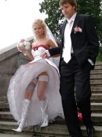 Bride Upskirts 07
