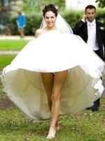 Bride Upskirts 08