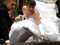 Bride Upskirts 11