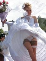 Bride Upskirts 13